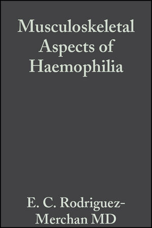 Musculoskeletal Aspects of Haemophilia