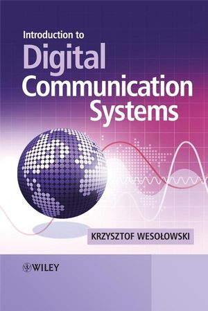 Introduction to Digital Communication Systems (0470695196) cover image