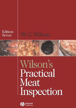 Wilson's Practical Meat Inspection, 7th Edition (0470753196) cover image