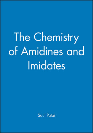 The Chemistry of Amidines and Imidates