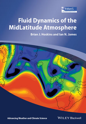 Fluid Dynamics of the Mid-Latitude Atmosphere (0470833696) cover image