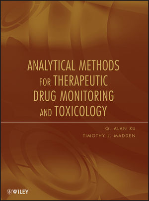 Analytical Methods for Therapeutic Drug Monitoring and Toxicology (0470922796) cover image