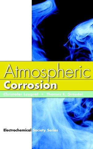 Atmospheric Corrosion (0471372196) cover image