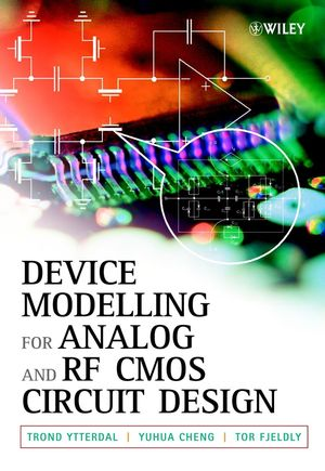 Device Modeling for Analog and RF CMOS Circuit Design (0471498696) cover image