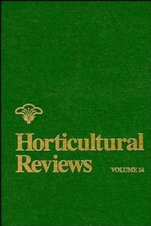 Horticultural Reviews, Volume 14