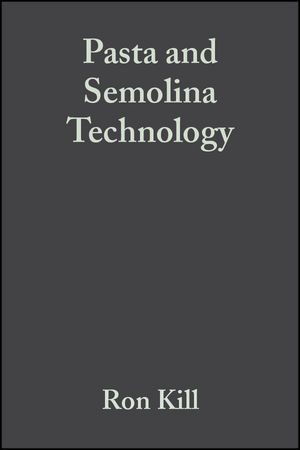 Pasta and Semolina Technology (0632053496) cover image