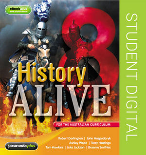 History Alive 8 for the Australian Curriculum eBookPLUS (Online Purchase)