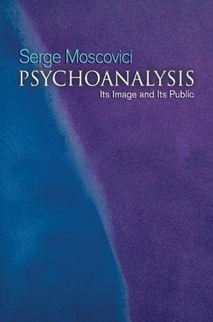 Psychoanalysis: Its image and its public