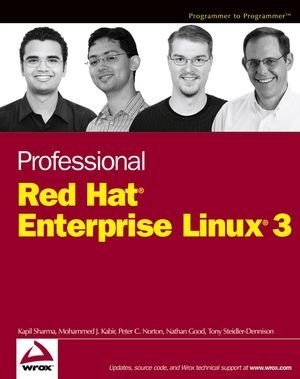 Professional Red Hat Enterprise Linux 3