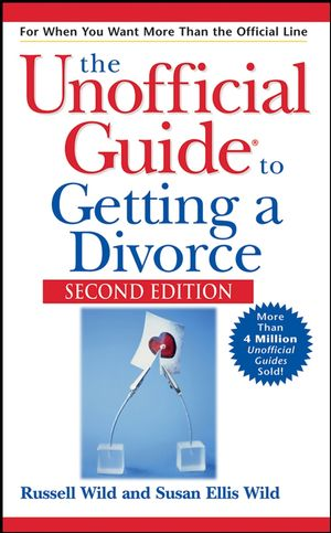Unofficial Guide to Getting a Divorce, 2nd Edition (0764579096) cover image
