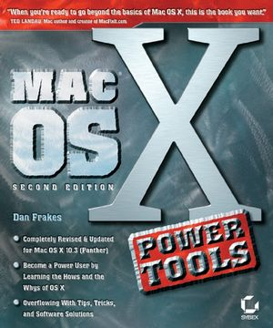 Mac OS X Power Tools, 2nd Edition