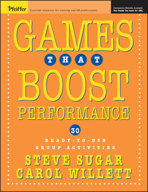 Games That Boost Performance (0787976296) cover image