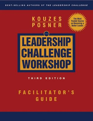 The Leadership Challenge Workshop, Facilitator
