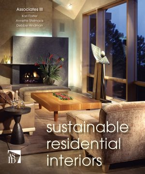 Sustainable Residential Interiors (1118174496) cover image