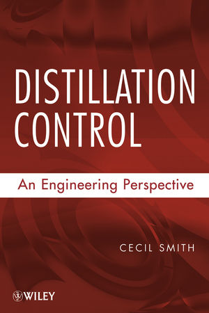Distillation Control: An Engineering Perspective (1118259696) cover image