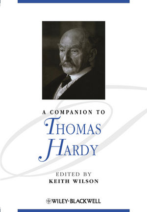 A Companion to Thomas Hardy (1118307496) cover image