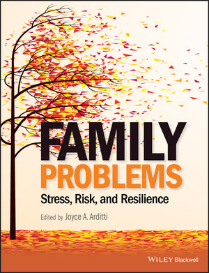 Family Problems: Stress, Risk, and Resilience (1118352696) cover image