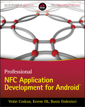 Professional NFC Application Development for Android (1118380096) cover image