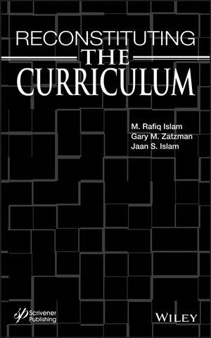 Reconstituting the Curriculum (1118472896) cover image