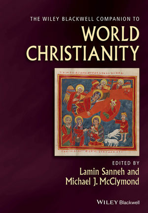 The Wiley Blackwell Companion to World Christianity (1118554396) cover image