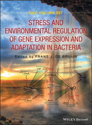 Stress and Environmental Regulation of Gene Expression and Adaptation in Bacteria, 2 Volume Set (1119004896) cover image