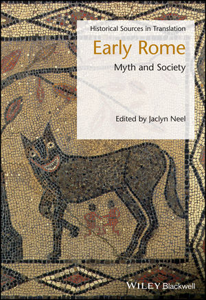 Early Rome: Myth and Society (1119083796) cover image