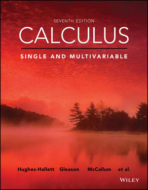 Calculus: Single and Multivariable, Enhanced eText, 7th Edition