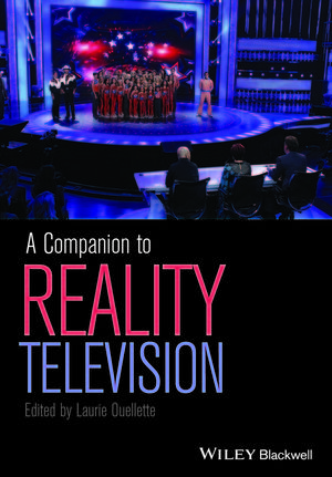 A Companion to Reality Television (1119325196) cover image
