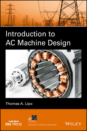 Introduction to AC Machine Design (1119352096) cover image