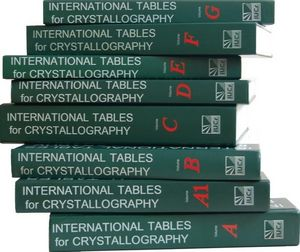 International Tables for Crystallography 5th Edition, 8 Volume Set (1119362296) cover image