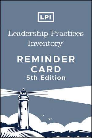 LPI: Leadership Practices Inventory Reminder Card, 5th Edition
