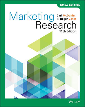 Marketing Research, 11th Edition, EMEA Edition