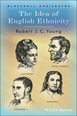The Idea of English Ethnicity (1405101296) cover image