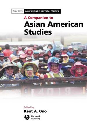 A Companion to Asian American Studies (1405137096) cover image