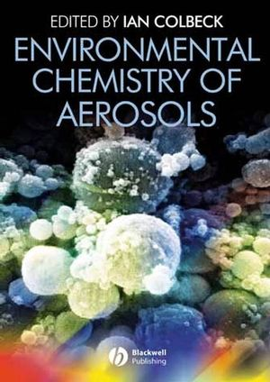 Environmental Chemistry of Aerosols (1405139196) cover image