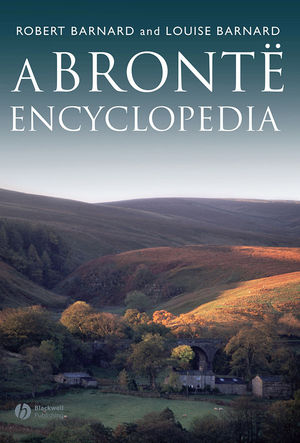 A Bronte Encyclopedia (1405151196) cover image