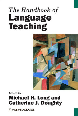 The Handbook of Language Teaching (1405154896) cover image