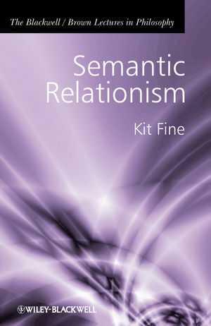 Semantic Relationism (1405196696) cover image