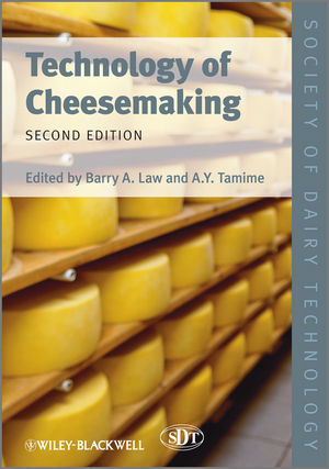 Technology of Cheesemaking, 2nd Edition (1444347896) cover image