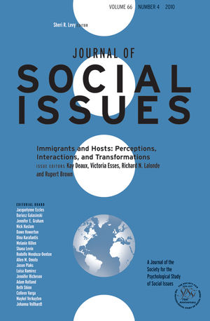 Immigrants and Hosts: Perceptions, Interactions, and Transformations