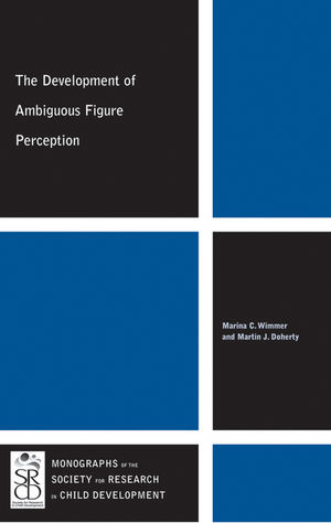 The Development of Ambiguous Figure Perception (1444350196) cover image