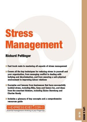 Stress Management: Life and Work 10.10