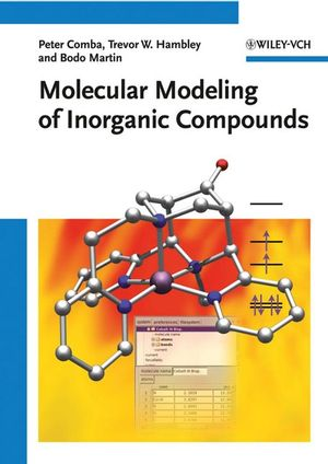 Molecular Modeling of Inorganic Compounds, 3rd Edition