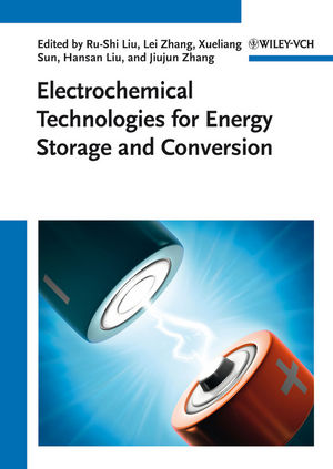 Electrochemical Technologies for Energy Storage and Conversion, 2 Volume Set (3527328696) cover image