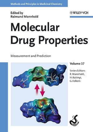 Molecular Drug Properties: Measurement and Prediction, Volume 37 (3527621296) cover image