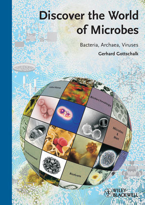 Discover the World of Microbes: Bacteria, Archaea, Viruses (3527669396) cover image