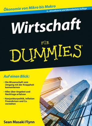 Wirtschaft für Dummies, 3. Auflage