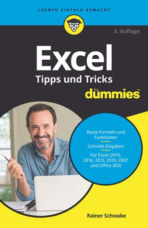 Excel Tipps und Tricks für Dummies, 3. Auflage