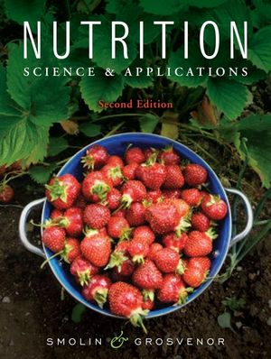 Nutrition: Science and Applications, 2nd Edition (EHEP000796) cover image