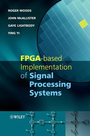 FPGA-based Implementation of Signal Processing Systems (0470030097) cover image